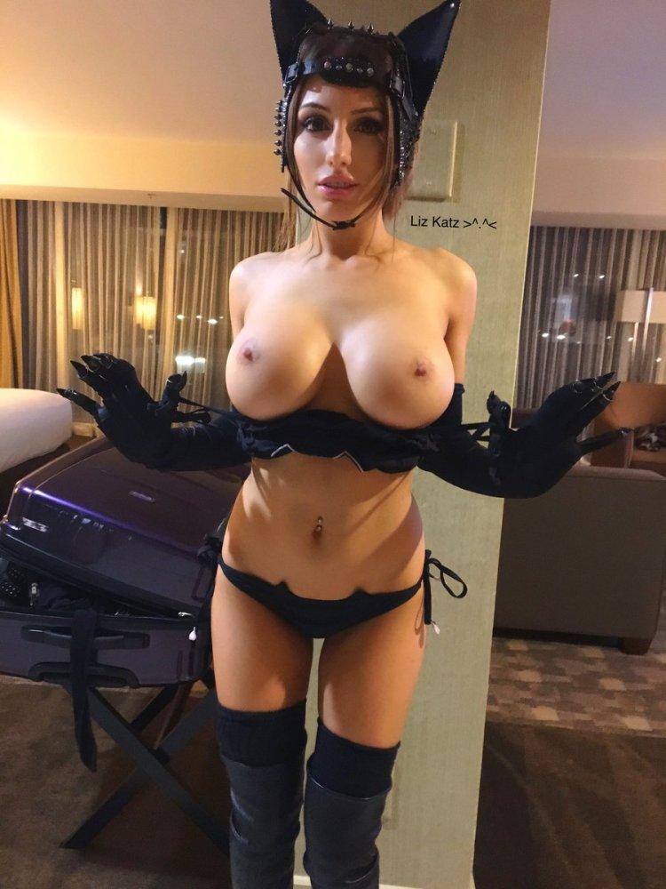 Nigri tits jessica Jessica Nigri