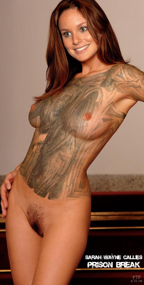 Sarah Wayne Callies Nude